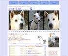 紀州犬 早太郎のホームページ